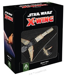 Star Wars X-Wing 2nd Edition: Hound's Tooth Expansion Pack