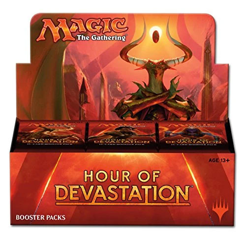 Magic the Gathering: Hour of Devastation Booster Box