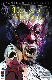House of Whispers no. 18 (2018 Series) (MR)