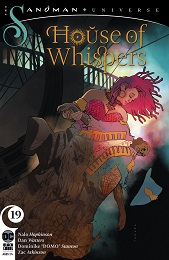 House of Whispers no. 19 (2018 Series) (MR)