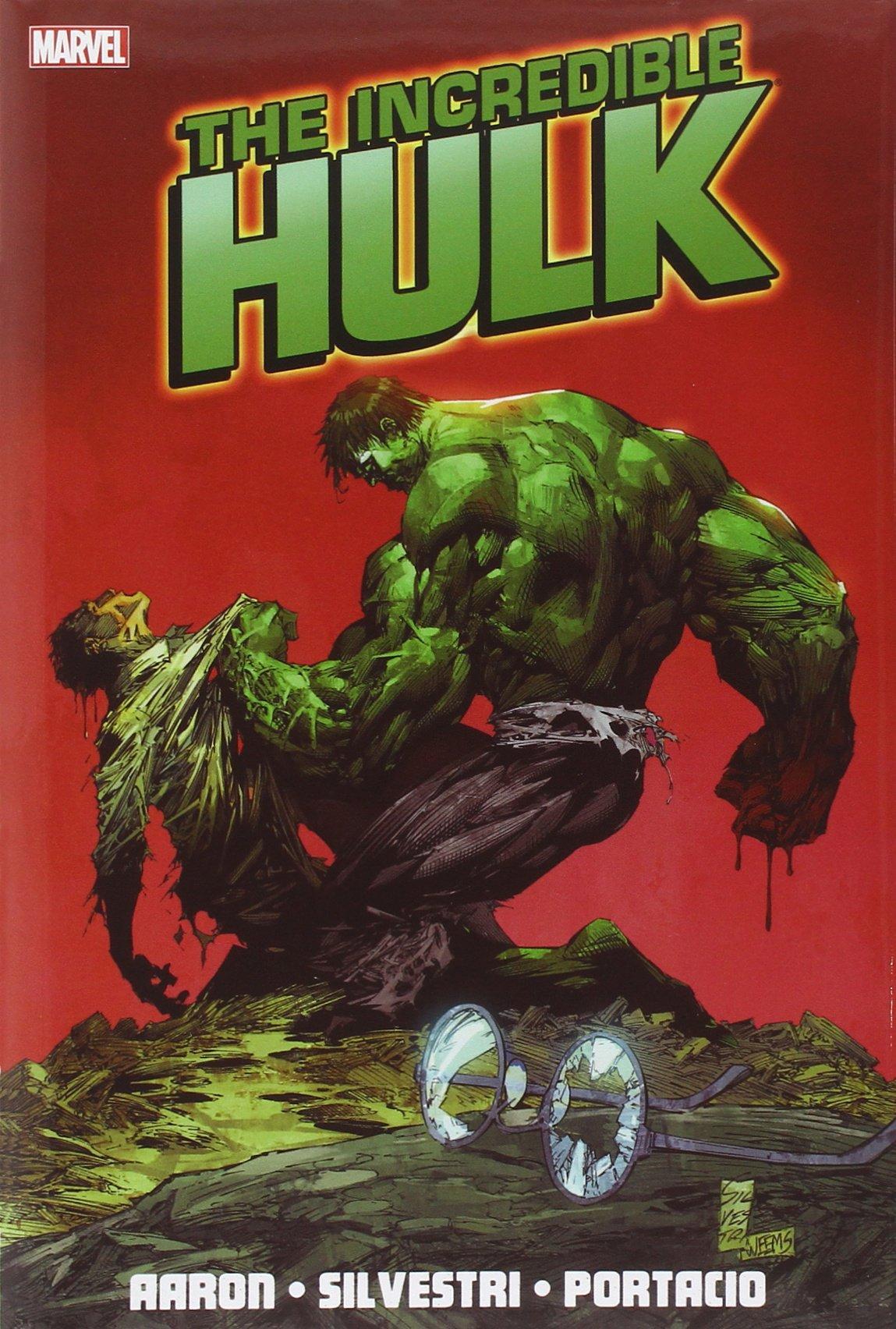 Incredible Hulk by Jason Aaron: Volume 1 HC - Used