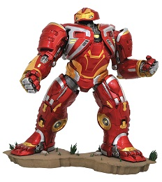 Marvel Gallery: Hulkbuster Deluxe PVC Figure