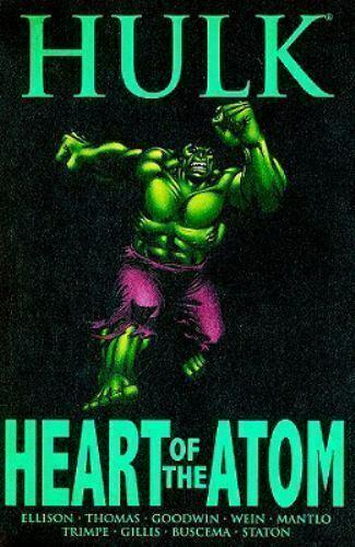 Hulk: Heart of the Atom HC - Used