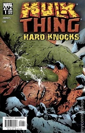 Hulk and Thing: Hard Knocks (2004 Series) Complete Bundle - Used