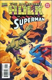 The Incredible Hulk Vs. Superman (1999) One-Shot