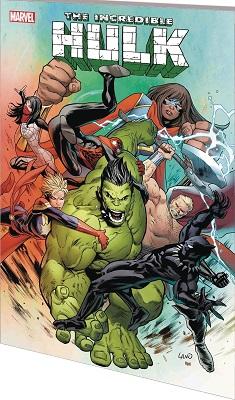Incredible Hulk: World War Hulk II TP