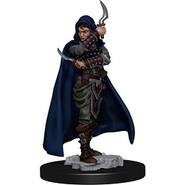 Pathfinder Battles: Premium Painted Figure: Wave 1 Human Rogue Female