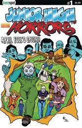 Junior High Horrors: April Fools Special (2020)