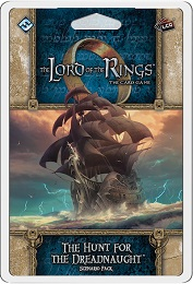 Lord of the Rings LCG: The Hunt for the Dreadnaught Scenario Pack
