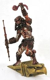 Predator 2 Gallery: Hunter PVC Statue