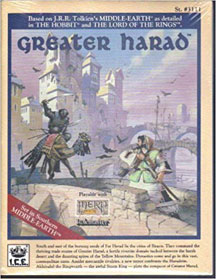 Middle Earth: Greater Harad - USED