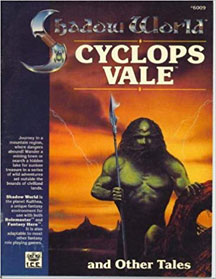 Shadow World: Cyclops Vale and Other Tales - USED