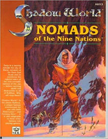 Shadow World: Nomads of the Nine Nations - USED