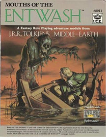 Middle Earth: Mouths of the Entwash - USED