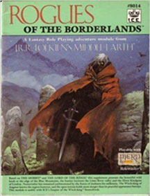 Middle Earth: Rogues of the Borderlands - USED