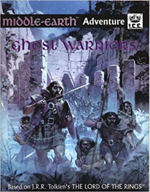 Middle Earth Adventure: Ghost Warriors - USED