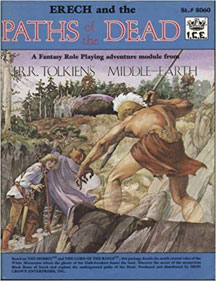 Middle Earth: Erech and the Paths of the Dead - USED
