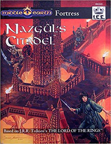 Middle Earth: Fortress: Nazgul's Citadel - USED