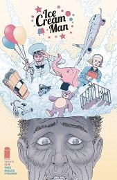 Ice Cream Man no. 18 (2018 Series) (MR)