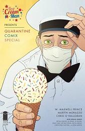 Ice Cream Man Presents Quarantine Comix Special (2020) (MR)