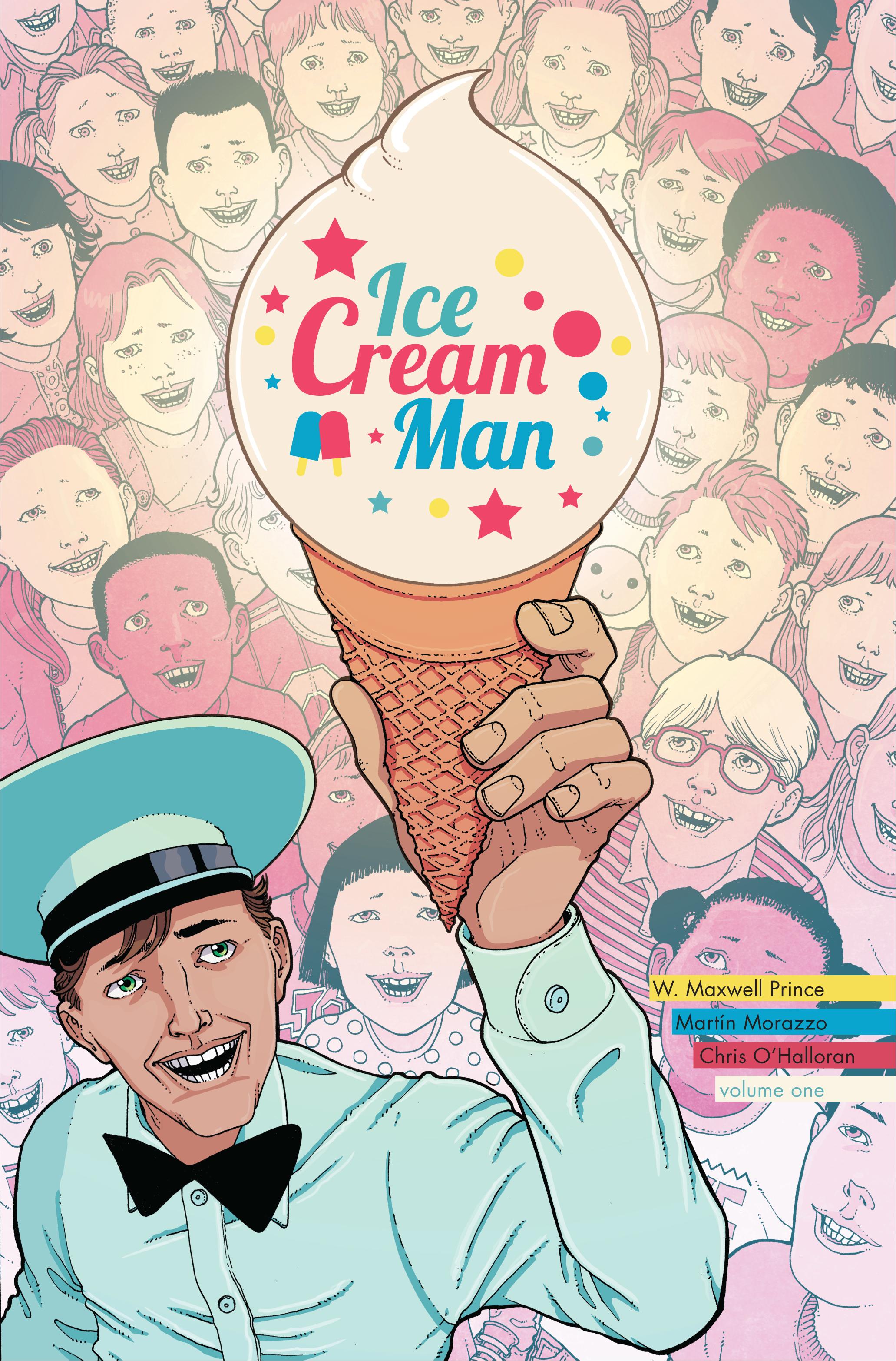 Ice Cream Man: Volume 1: Rainbow Sprinkles TP
