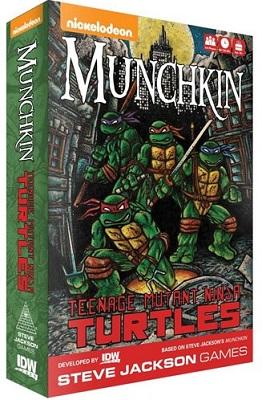 Munchkin Teenage Mutant Ninja Turtles