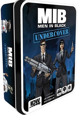 Men in Black: Undercover Card Game