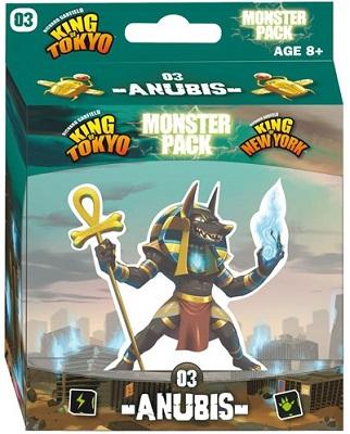 King of Tokyo: Monster Pack: Anubis