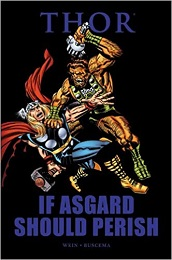 Thor: If Asgard Should Perish HC - Used