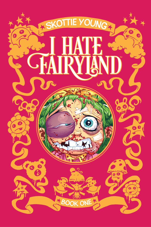 I Hate Fairyland: Volume 1 Deluxe HC