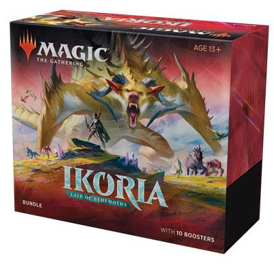 Magic the Gathering: Ikoria Lair of Behemoths Sealed Bundle