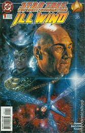 Star Trek The Next Generation: Ill Wind (1995 Series) Complete Bundle - Used