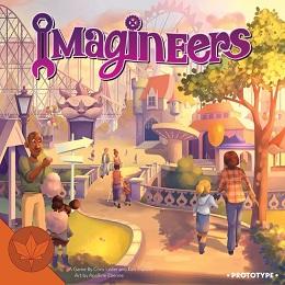 Imagineers Board Game