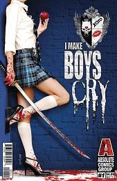 I Make Boys Cry no. 1 (2020 Series)