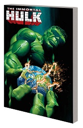 Immortal Hulk Volume 5: Breaker of Worlds TP