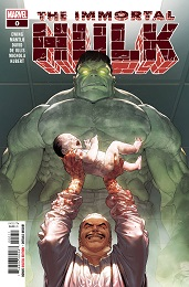 Immortal Hulk no. 0 (2018 Series)
