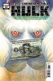 Immortal Hulk no. 32 (2018 Series)