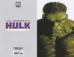 Immortal Hulk no. 37 (2018 Series) (Timeless Variant)
