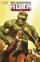 Immortal Hulk Volume 7: Hulk is Hulk TP