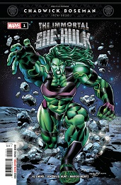 Immortal She-Hulk no. 1 (2020 Series)