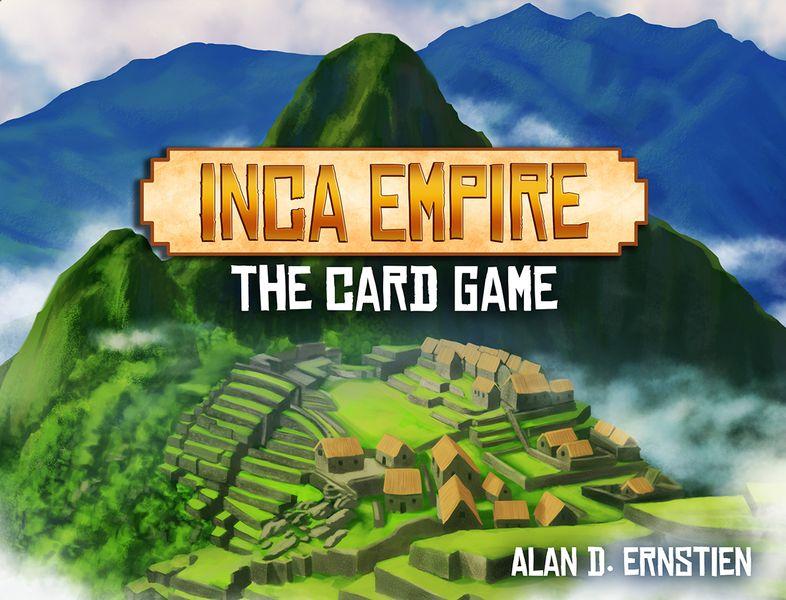 Inca Empire: The Card Game
