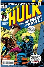 Incredible Hulk no. 182 (1968 Series) (Facsimile)