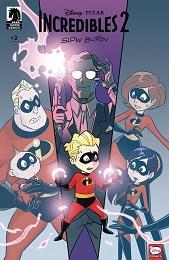 Incredibles 2: Slow Burn no. 2 (2020 Series)