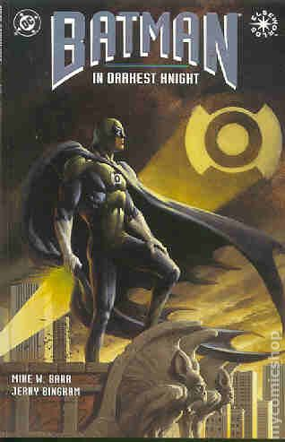 Batman: In Darkest Knight (1994) (One Shot) - Used