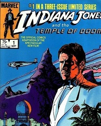 Indiana Jones and the Temple of Doom (1984 Series) Complete Bundle - Used