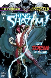 Infected King Shazam no. 1 (2019 Series)