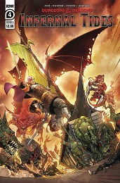 Dungeons and Dragons: Infernal Tides no. 4 (2019 Series)
