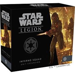 Star Wars Legion: Inferno Squad Unit Expansion