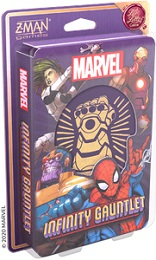 Infinity Gauntlet: A Love Letter Card Game