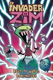 Invader Zim: Best of World Domination TP